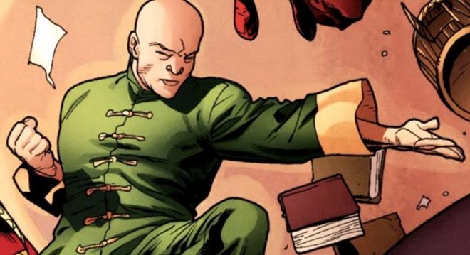 Khac biet cua nhan vat trong 'Doctor Strange' so voi truyen hinh anh 5