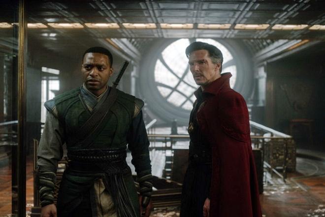 Khac biet cua nhan vat trong 'Doctor Strange' so voi truyen hinh anh 8