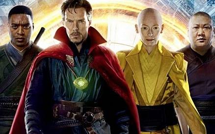 Khac biet cua nhan vat trong 'Doctor Strange' so voi truyen hinh anh