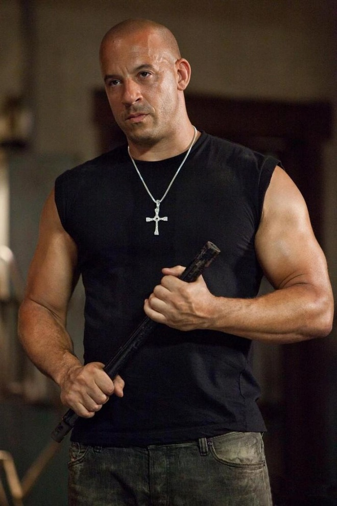Vin Diesel trong Fast 8 anh 1