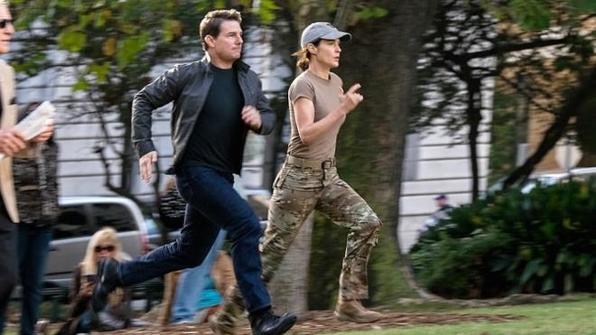 Phim hanh dong moi cua Tom Cruise nam loi the tai phong ve hinh anh 1
