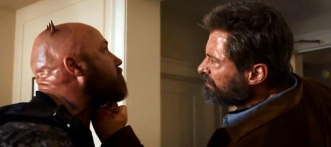 Hugh Jackman gia nua o trailer dau tien cua 'Wolverine 3' hinh anh 3