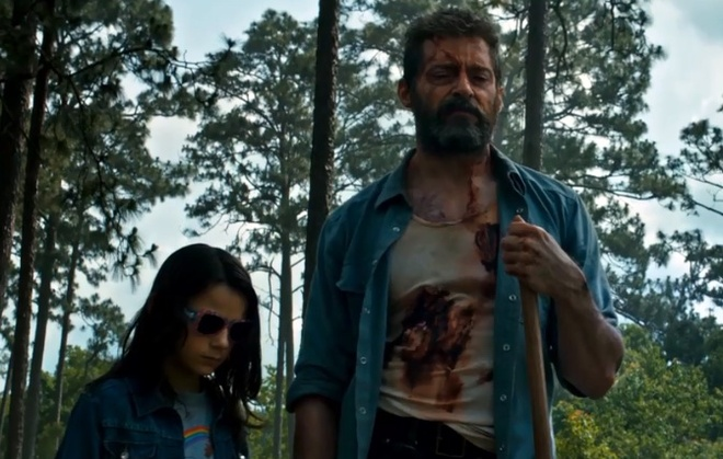 trailer Wolverine 3 anh 2