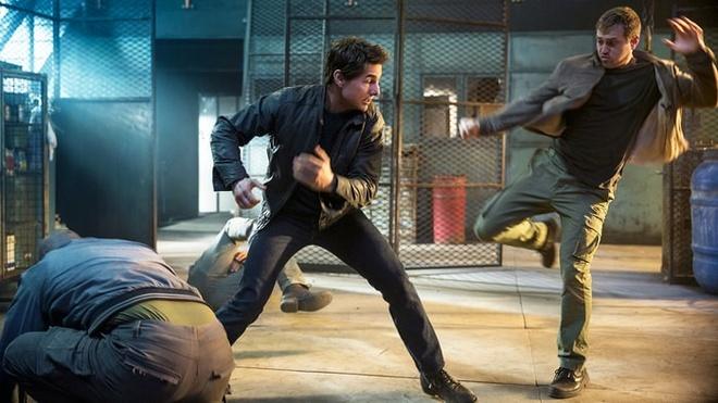 Tom Cruise the hien ban linh ngoi sao trong 'Jack Reacher 2' hinh anh 5