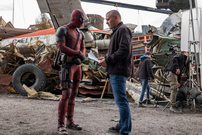 Dao dien 'Deadpool' nay sinh bat dong voi Ryan Reynolds hinh anh 1