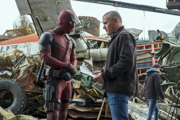 Dao dien 'Deadpool' nay sinh bat dong voi Ryan Reynolds hinh anh