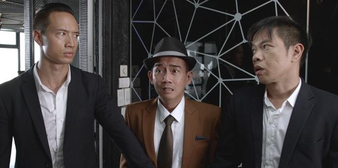 Thai Hoa lam ve si me gai trong phim hai moi hinh anh 2