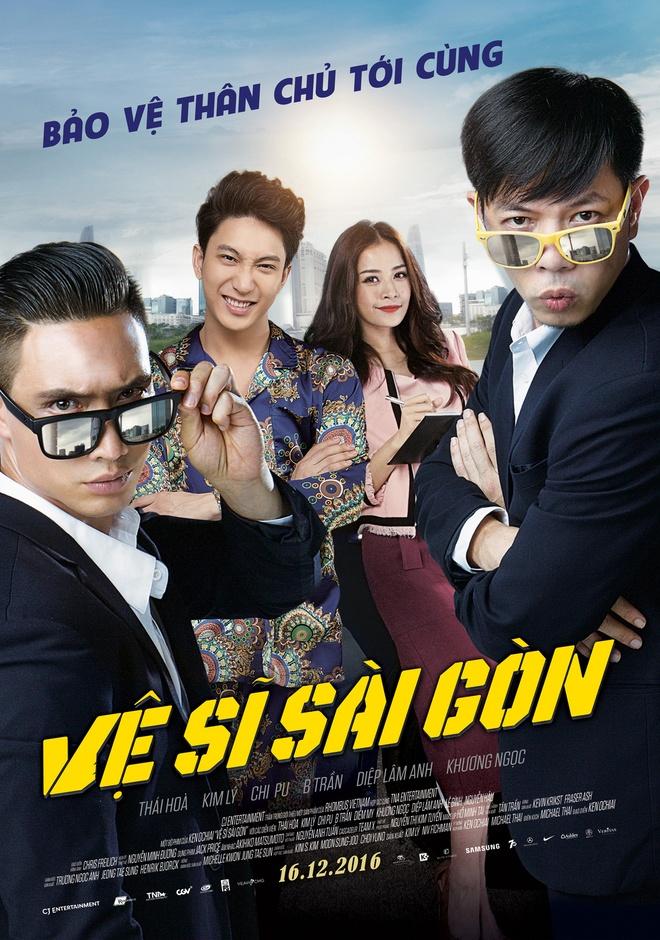 Thai Hoa lam ve si me gai trong phim hai moi hinh anh 1