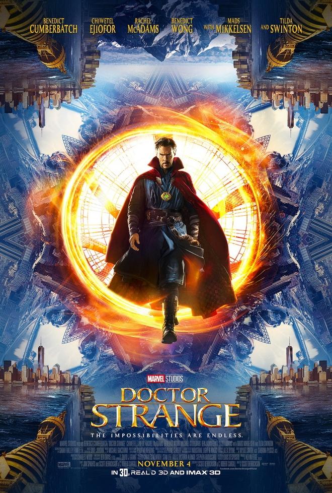 Doctor Strange: Ga nguoi pham so huu quyen nang phu thuy hinh anh 1