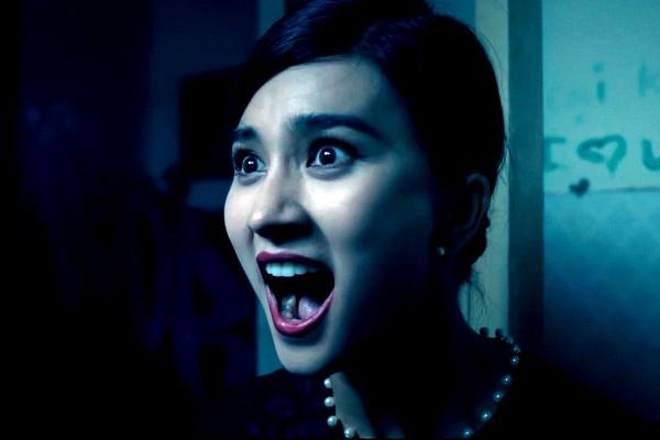 Kim Tuyen bi ma nu deo bam trong phim kinh di 'Hinh nhan' hinh anh