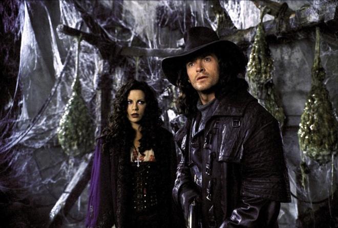 Phim 'Van Helsing' moi co lien quan toi 'Xac uop Ai Cap' hinh anh 2