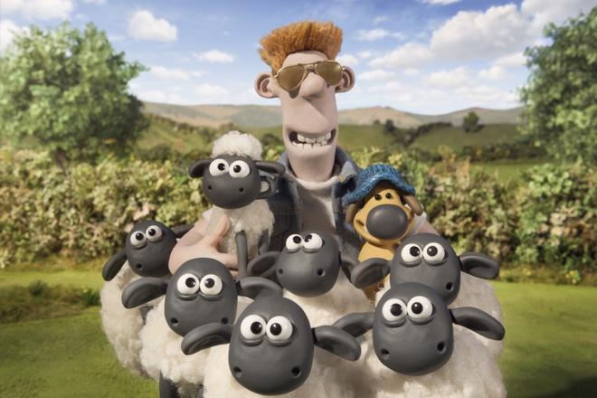 phim Shaun the Sheep 2 anh 1