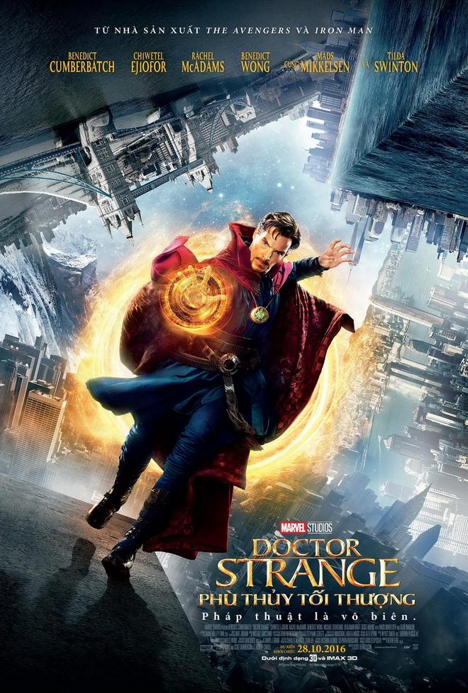 'Doctor Strange': Tac pham ky xao man nhan nhat 2016 hinh anh 1
