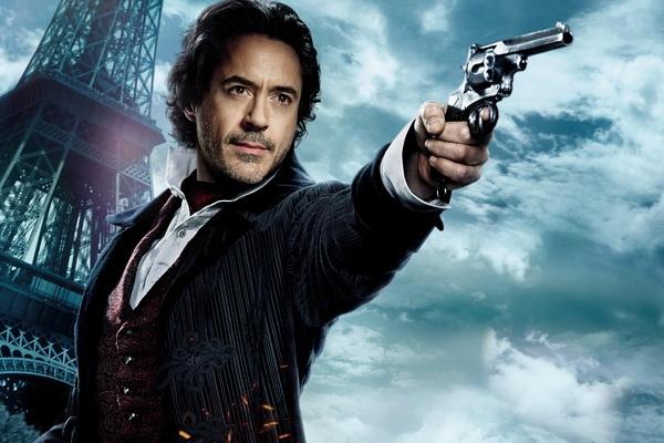Robert Downey Jr. quyet tam thuc hien 'Sherlock Holmes 3' hinh anh