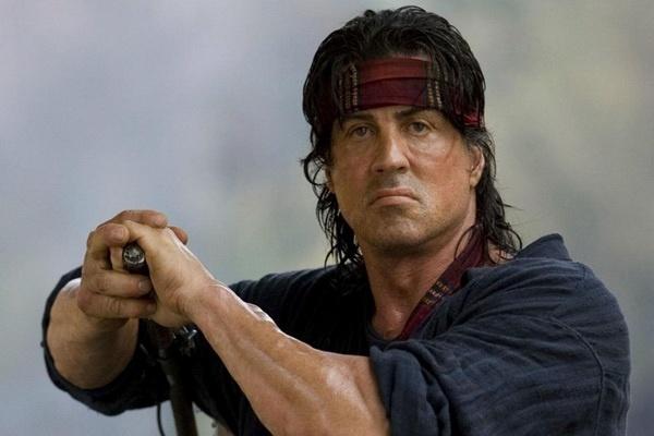 Sylvester Stallone nam ngoai du an phim 'Rambo' moi hinh anh