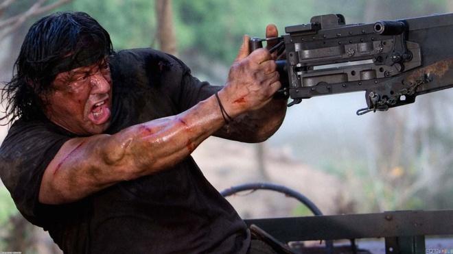 Sylvester Stallone nam ngoai du an phim 'Rambo' moi hinh anh 1