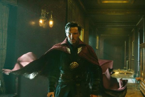 Phu thuy Doctor Strange thu som gan 90 trieu USD hinh anh