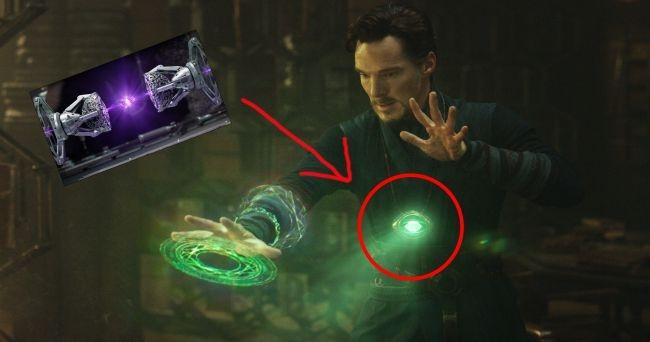Nhung chi tiet khan gia co the bo qua trong 'Doctor Strange' hinh anh 4