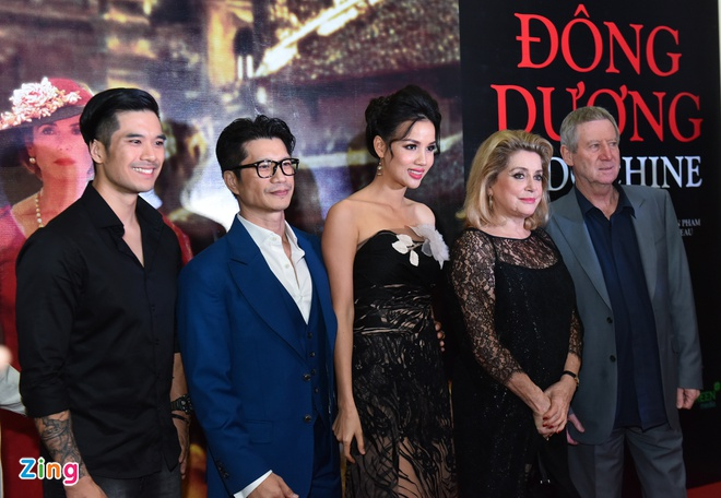 Doan phim 'Dong Duong' thang giai Oscar tro lai Viet Nam hinh anh 12