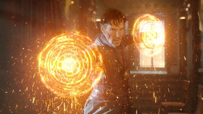 Doctor Strange duoc du doan ra mat cao hon Captain America hinh anh 1