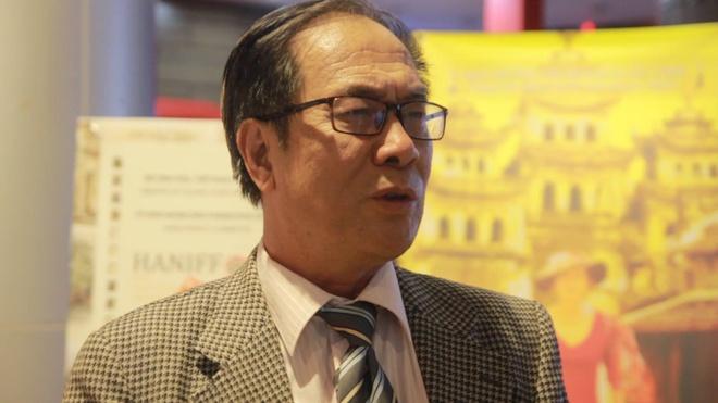 NSUT Tat Binh ke chuyen doan phim 'Dong Duong' tai Viet Nam hinh anh