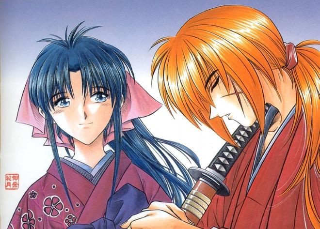 'Rurouni Kenshin' co them hai chuong ngoai truyen hinh anh 1