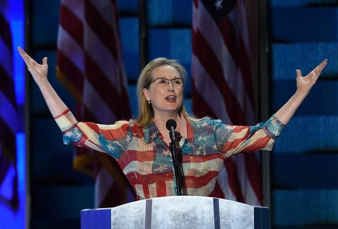 Giai thuong Qua cau vang 2017 ton vinh Meryl Streep hinh anh