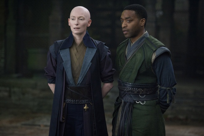 Dien vien goc A tai My khong hanh phuc voi 'Doctor Strange' hinh anh 1