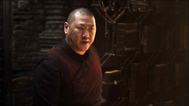 Dien vien goc A tai My khong hanh phuc voi 'Doctor Strange' hinh anh 2