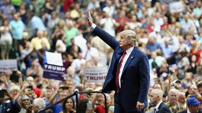 Truyen hinh My da gop cong vao chien thang cua Donald Trump hinh anh 1