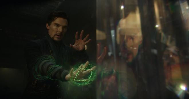 'Doctor Strange' chua co doi thu tai phong ve Bac My hinh anh 1