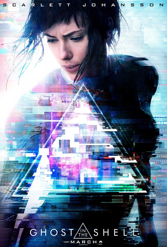 phim Ghost in the Shell anh 1