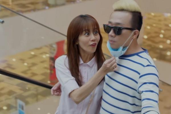 Tran Thanh dong phim dua tren 'Anh khong la con cho cua em' hinh anh