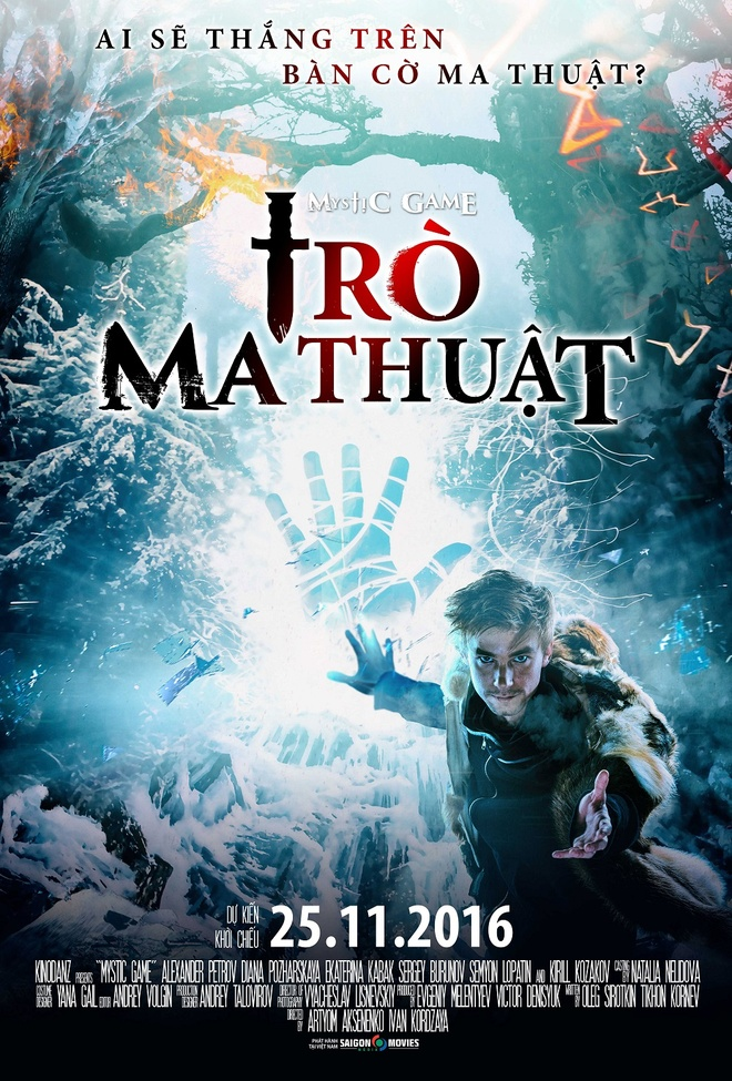review phim Tro ma thuat anh 1