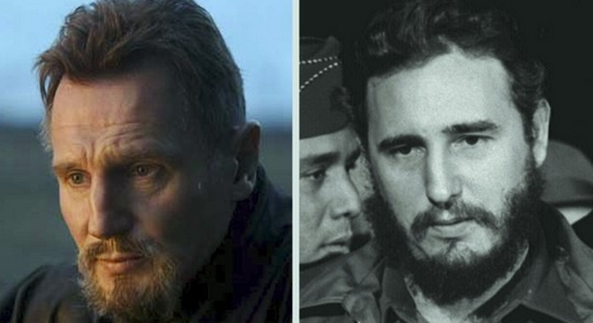 Fan keu goi sao 'Taken' dong phim ve lanh tu Fidel Castro hinh anh 3