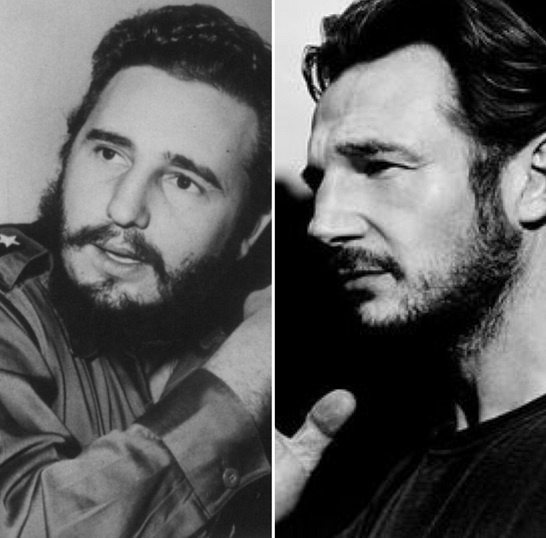 Fan keu goi sao 'Taken' dong phim ve lanh tu Fidel Castro hinh anh 4