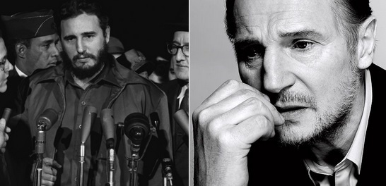 Fan keu goi sao 'Taken' dong phim ve lanh tu Fidel Castro hinh anh 5