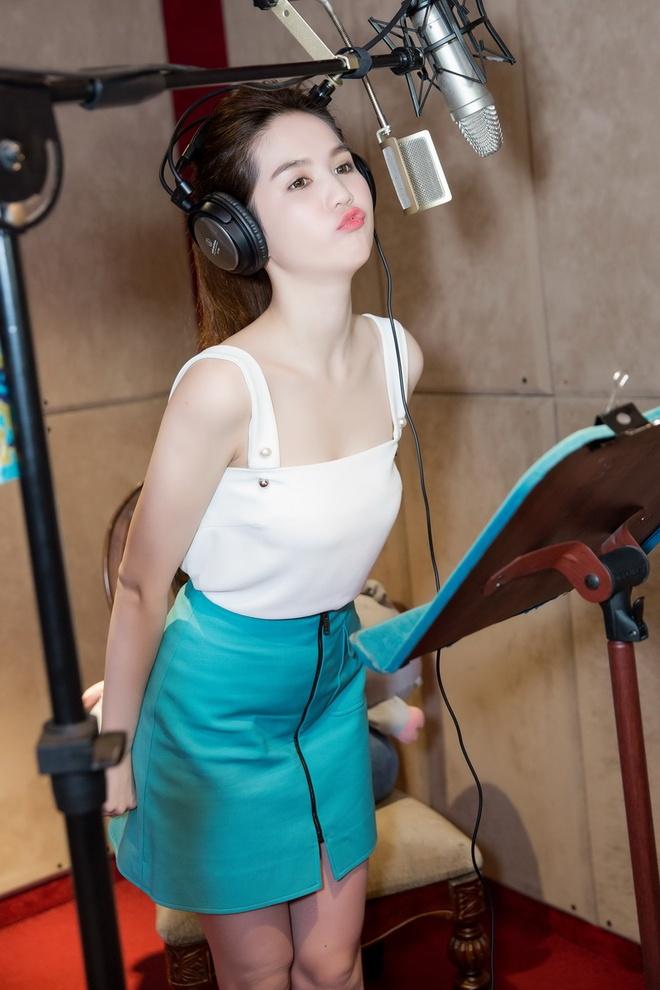 Ngoc Trinh long tieng phim Sing anh 1