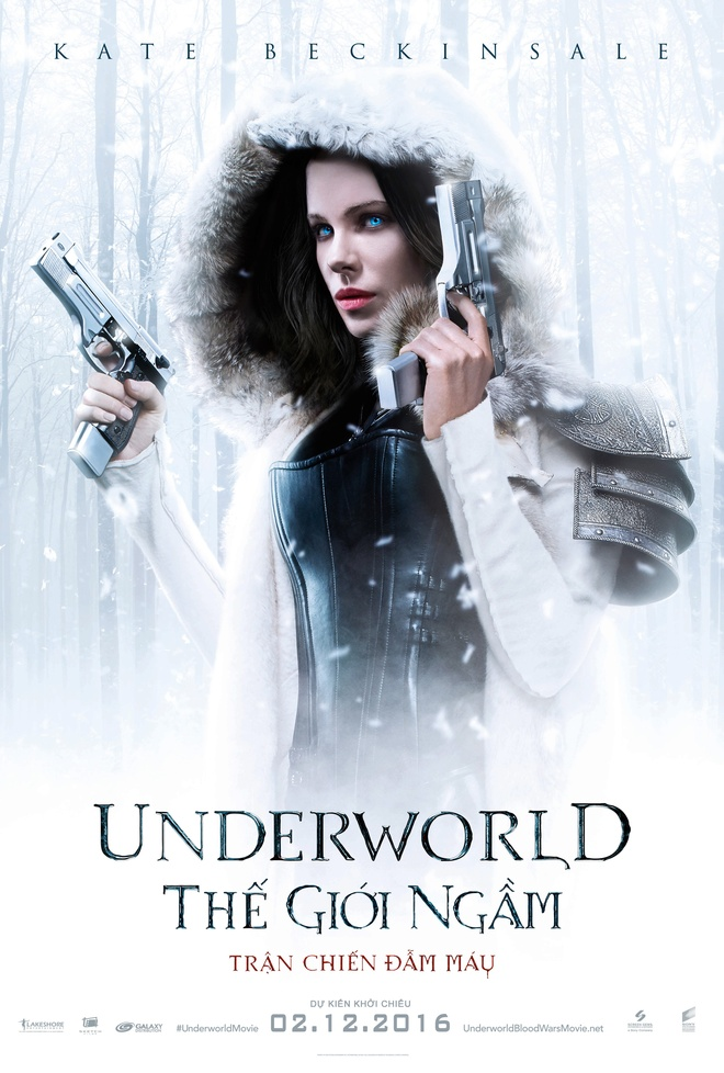 review phim Underworld 5 anh 1