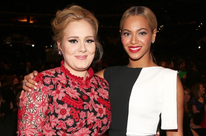 Beyonce dai chien Adele tai Grammy 2017 hinh anh 1