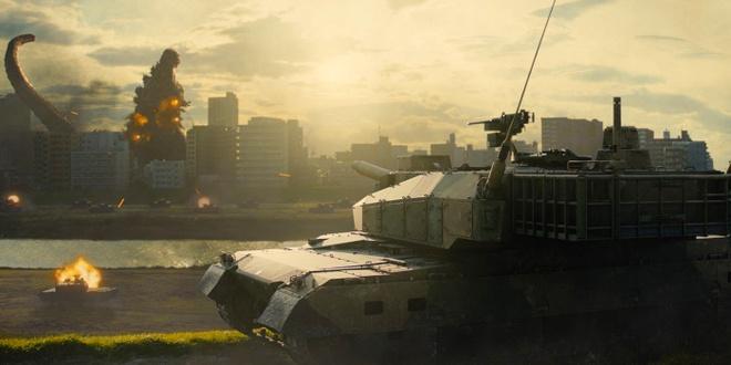'Shin Godzilla': Vua quai vat tung hoanh man anh hinh anh 3