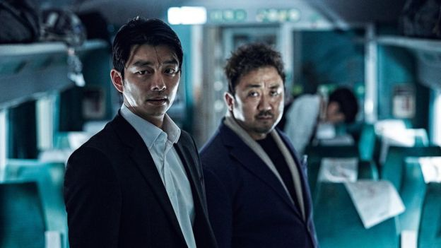 'Train to Busan' nhan giai Phim bom tan chau A 2016 hinh anh 1