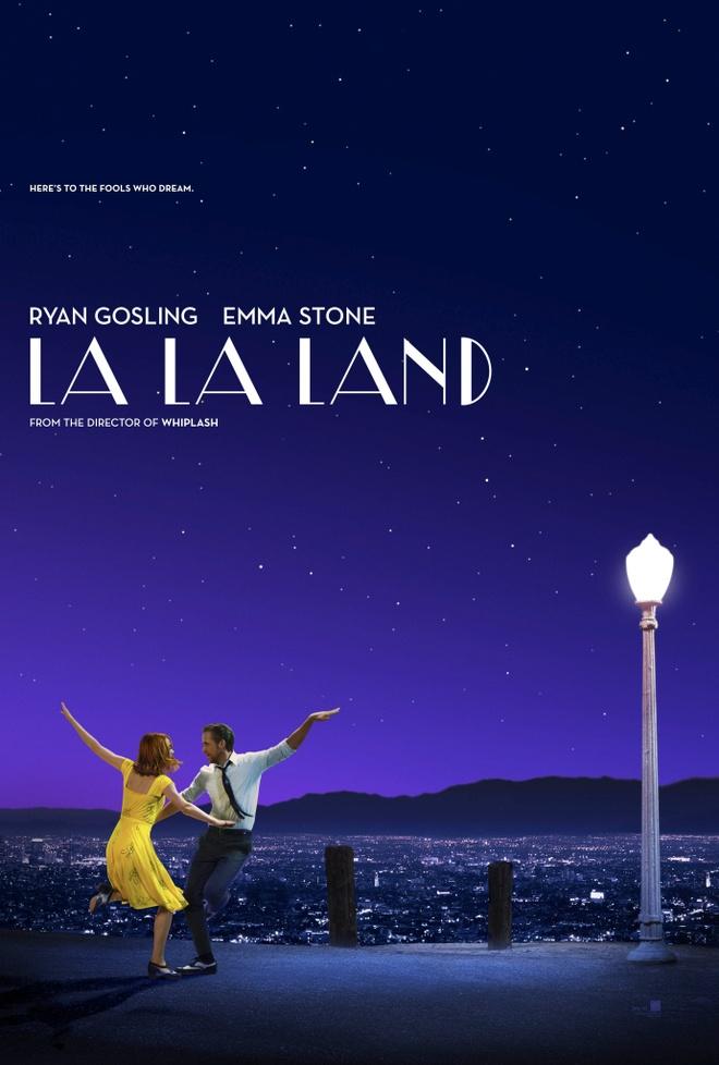 'La La Land' nham lap ky luc phong ve 2016 hinh anh 1