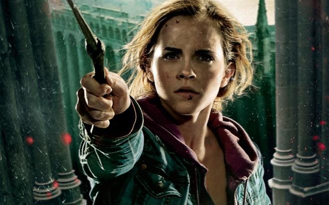 Phu thuy Hermione la nhan vat nu hu cau duoc men mo nhat hinh anh