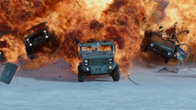 'Fast & Furious 8' co tua de chinh thuc hinh anh 1