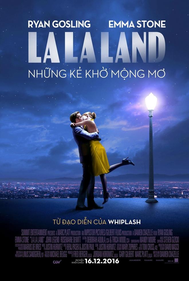 'La La Land': Tac pham gay to mo nhat nam 2016 hinh anh 1
