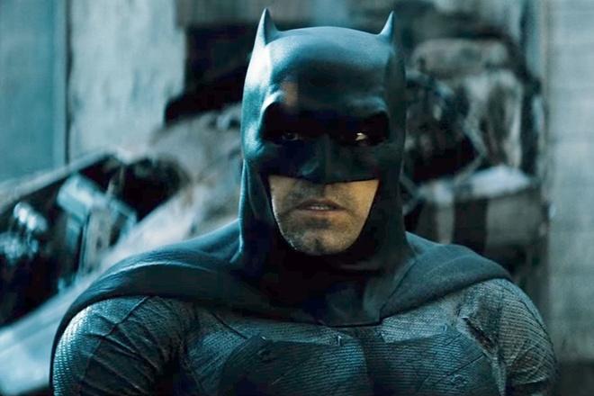Ben Affleck muon khoi quay 'Batman' ngay dau 2017 hinh anh