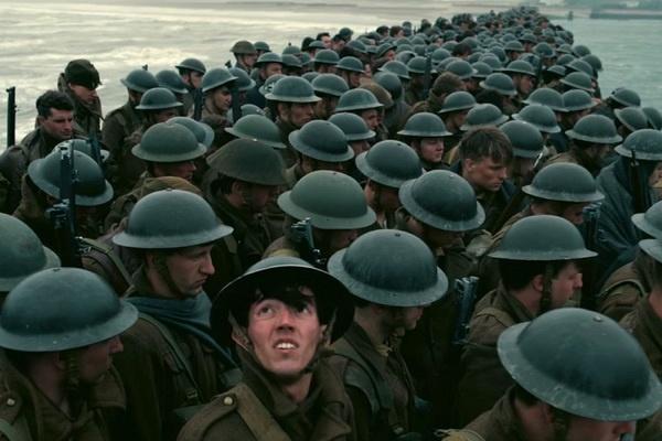 Phim chien tranh cua Christopher Nolan tung trailer am anh hinh anh