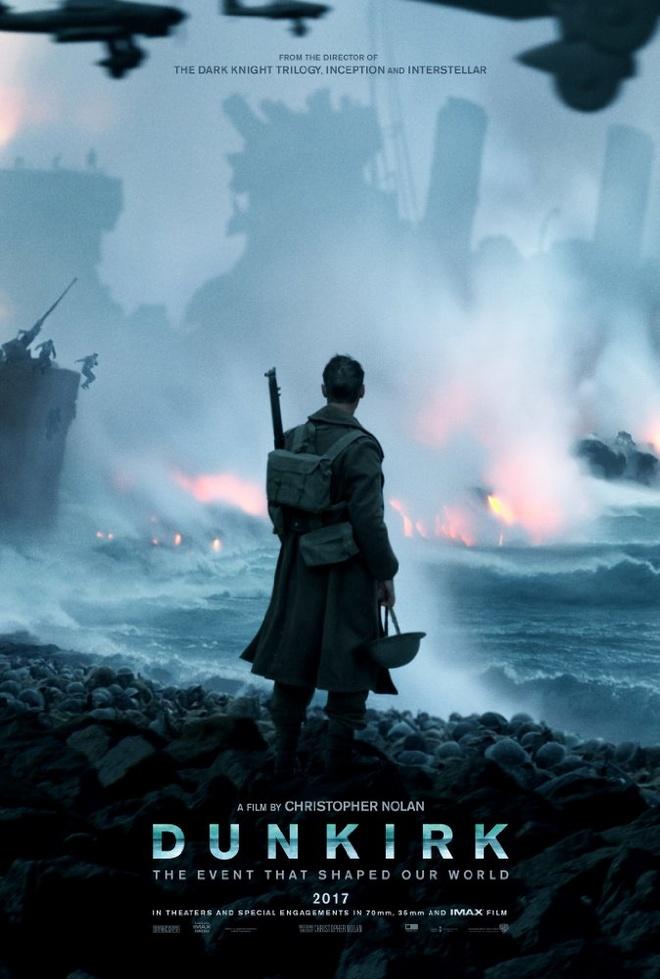 Phim chien tranh cua Christopher Nolan tung trailer am anh hinh anh 1