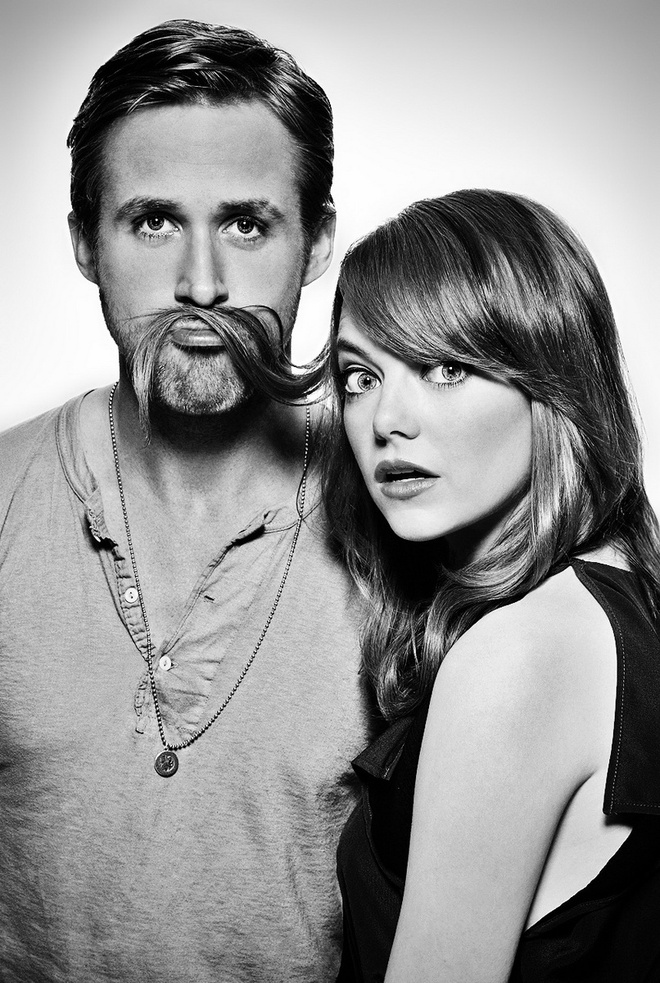 phim cua Emma Stone va Ryan Gosling anh 1